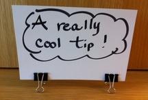 Tips.Tricks / by Jill Norwood