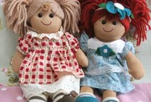 dolls / dolls, toys, rag dolls, nesting dolls, Russian dolls, little girls. / by e powell