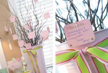 Baby Showers / by Megan Tree