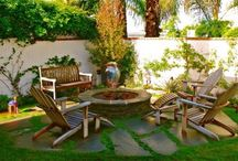 Garden and Outdoor Living Space / by Olga Diaz-Potter
