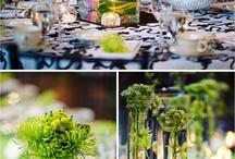 green weddings / by Saundra Hadley