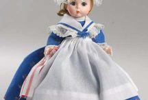 Madame Alexander dolls / by Carol Anderson