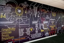 EG - Wall / Mural / by Gladys Yue