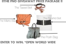 CONTESTS/GIVEAWAYS / by KUTE Clothes