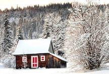 Winter hideaway / by Baal Teshuva Journey