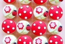 Ladybug Birthday Theme / by Cam Bowman
