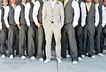 Bridal Party Attire / by Brittany Spencer