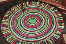 Crochet Rug Patterns / by Crochet Patterns