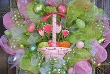 Wreaths / by Crystal Mullins