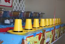 Second Bday Party Ideas / by Mandy Schomas Soderstrom