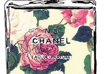 chanel... / ~ chanel.....no explanation needed ~ / by {daphne} flip flops pearls & wine