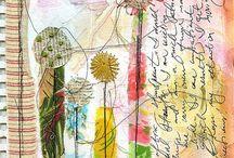 Journal, mixed media / by Mary Horen