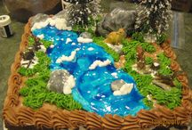Cake/cupcakes / by Barbara Peterson Enyeart