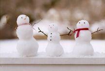 Snowmen / Snowmen / by Lisa Brown