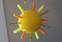 Summertime Crafts / by Caroline Burns