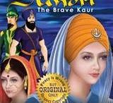 Sikhism DVD Films  / Animated Films on Sikhism History / by Sukhmandir Kaur