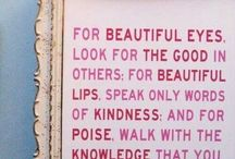Quotes / by Hailea Verduga Fiona