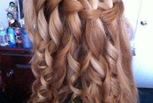 Hair / by Caity Barsin