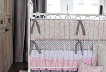 Baby girl nursery inspiration / by Mikaelah S