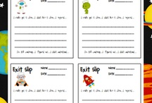 Assessing/rubrics/checking for understanding  / by Jessica Lancaster