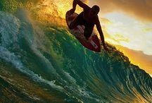 Surfing / by Erba Gartin