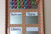 School: organization / by Mandy Keeling