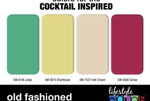 Colors for Cocktail Lovers / by CertaPro Painters®