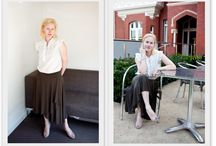 Vintage and Second-Hand Fashion / by Karen Andrews