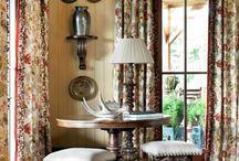 Mountain Retreat / Corner table nice! / by North Shore Premier Interiors