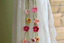 Decoração em Crochet / by Elen Dourado Roque