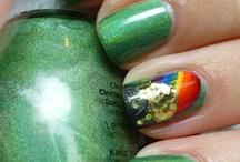 Nails / by Peggy Regan
