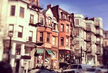 Boston vacation / by Tayler Liles