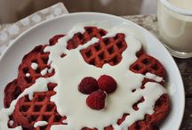 Waffle-ing / by Amy Madden