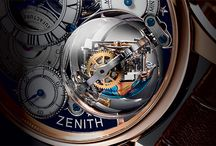 Innovative Excellence / Time is expressed through the purity of peerless horological innovation. This is a field brimming with intelligence nurtured by the spirit of discovery, tirelessly aspiring to progress and literally boundless. / by Zenith Watches