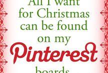 Christmas ideas / by Marlene Keller