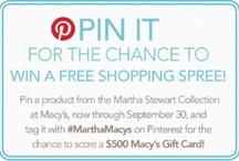 #MarthaMacys / #MarthaMacys / by Susan Williams