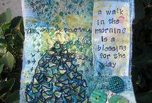Prayer flag / by Tricia Harvey