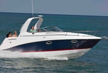 Rinker Express Cruisers! / Outstanding performance. First Class Accommodations. www.RinkerBoats.com / by Rinker Boats