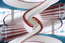 Escadas / by Eliane Jimenez