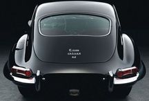 Jaguar E-Type / by H Vill