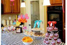 Birthday Fun / by Hillary Holladay Maxwell