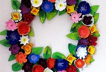 paper  crafts / by Marilyn Kingsley