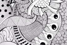 Zentangles / by Marian Pena