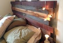 My bedroom / by Rachel Wernicke from Redcliffe Style