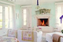 SPACES THAT INSPIRE / Lovely interior design. / by Karie Denny