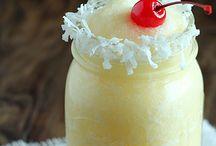 Drinks / Daiquiris, smoothies, spritzers, juices etc.... / by Natasha Valles