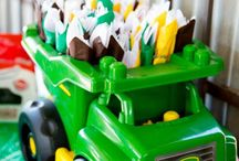 John deere party / by Ashlea Emery