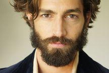 I <3 beards / by Carolina Marin Callejas