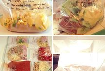 Freezer meal ideas! / by Laura Brown Register