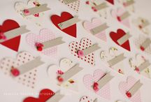 Valentine's / All you need for a fantastic Love day: creative valentine's, gift ideas, hearts and everything love themed! / by Michelle Barneck {A Little Tipsy}